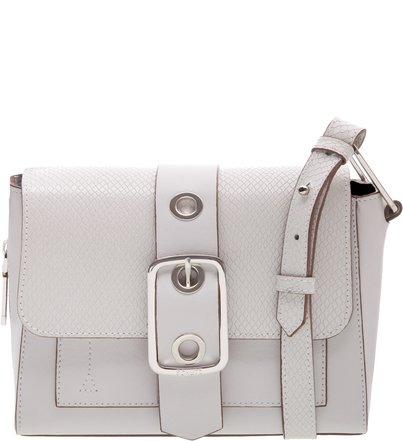 Minibag Crossbody Snake Rock Glam White | Schutz