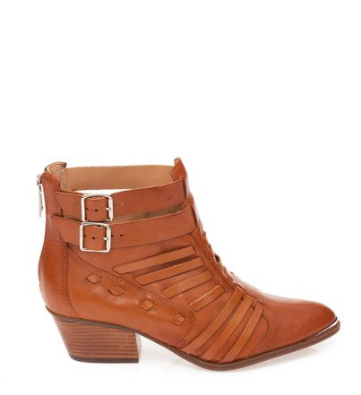 ANKLE BOOT BROWNIE COM FIVELA