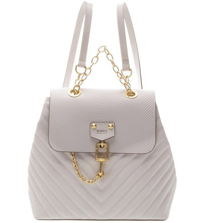 Backpack Chains White | Schutz