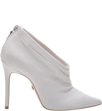 Ankle Boot Leather White | Schutz