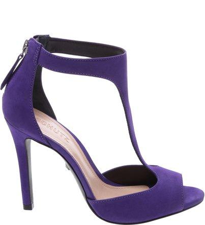 Sandália High Heel Purple | Schutz