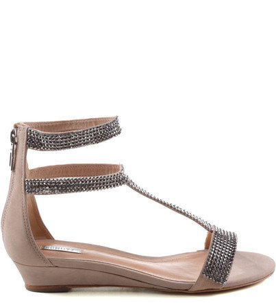 ANABELA ANKLE STRAP OYSTER