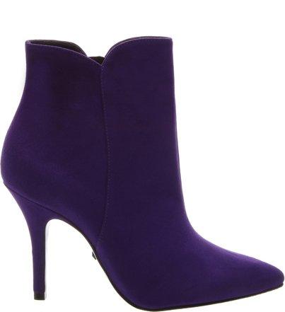 Bota Salto Fino Purple | Schutz