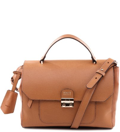 SATCHEL ANA BROWNIE