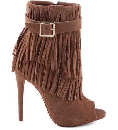 ANKLE BOOT FRANJAS STONE