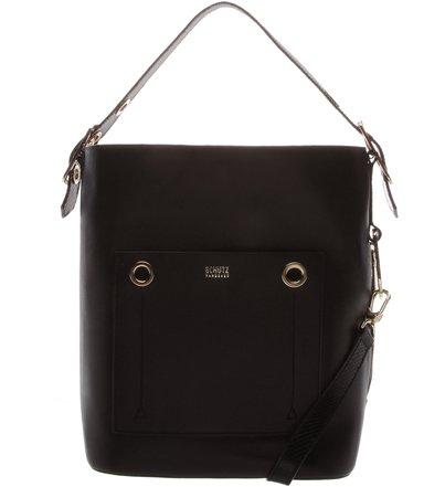 Crossbody Hobo Bag Black   Schutz