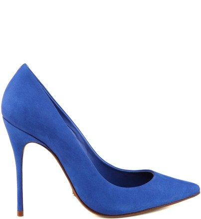 SCARPIN SALTO ALTO CLASSIC BLUE