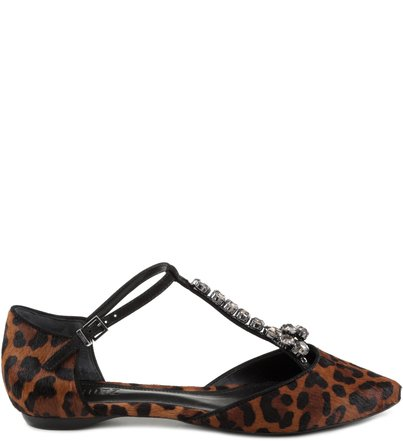 SAPATILHA JEWEL ANIMAL PRINT