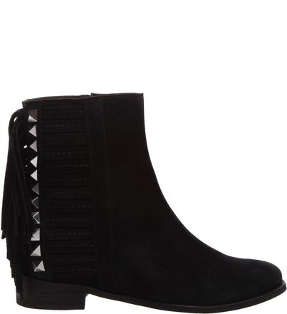 Bota Folk Spikes Black | Schutz