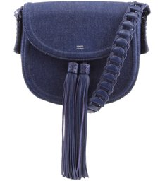 MINI CROSSBODY JANIS DRESS BLUE JEANS