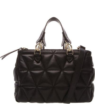 Tote Bag Matelassê Black | Schutz