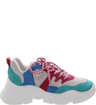 Chunky Sneaker Colors Blue | Schutz