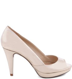 PEEP TOE BASIC METALIZADO
