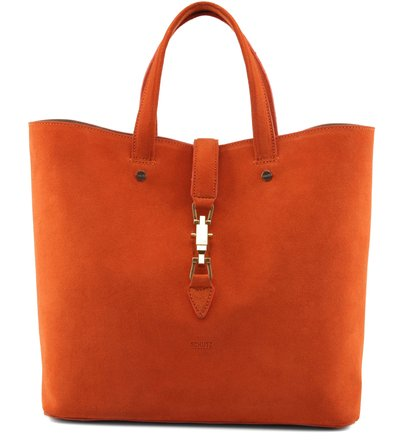 SHOPPING CHARLOTTE ORANGE OCHRE