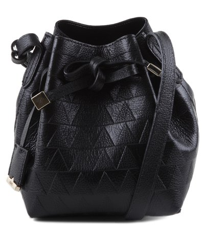 BABY BUCKET EMILY TRIANGLE BLACK