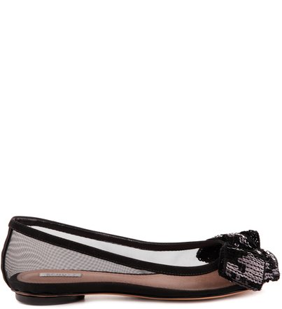 SAPATILHA GIRLY TIE BLACK