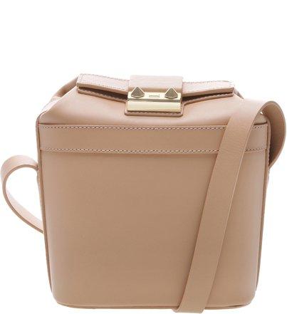 Crossbody New Box Bag Neutral | Schutz