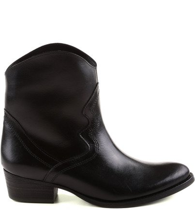 ANKLE BOOT COWGIRL BLACK