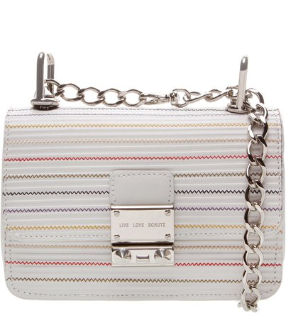 Crossbody Mini Live Love Stripes | Schutz