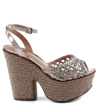 PLATAFORMA WEDGE METALLIC