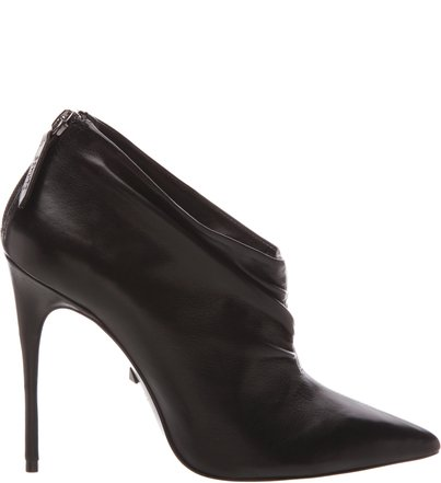 Ankle Boot Leather Black | Schutz