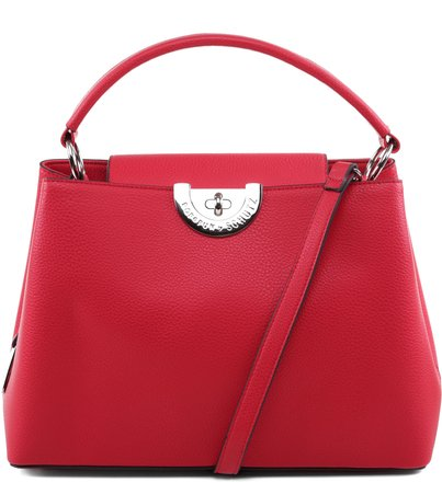 TOTE MARGUERITE RED