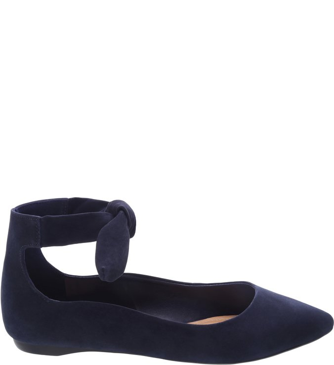 7588a420f5 Sapatilha Nobuck Lace Up Navy Blue
