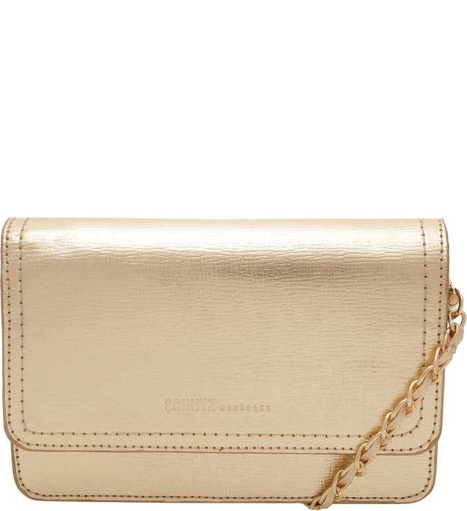 Crossbody 4 Girls Lorena Gold | Schutz