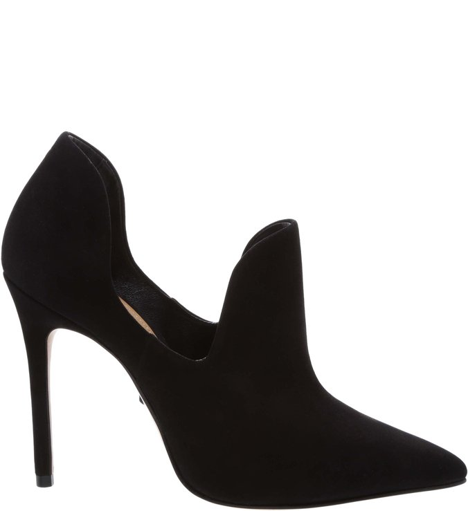 Ankle Boot Cut Out Black | Schutz