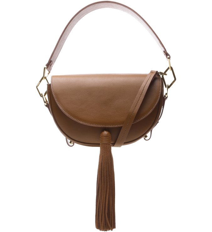 Saddle Bag New Western Brown | Schutz